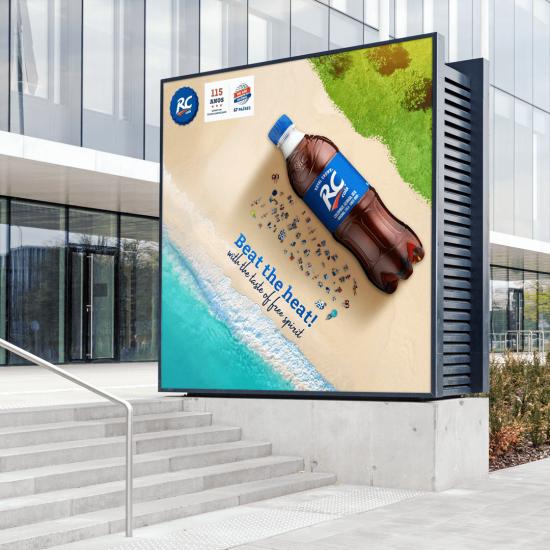 RC Cola Brazil - Brand LogiQ